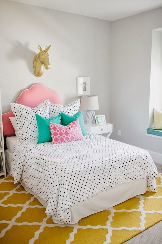 A Girl\u0027s Dream Room Reveal , House of Jade Interiors Blog