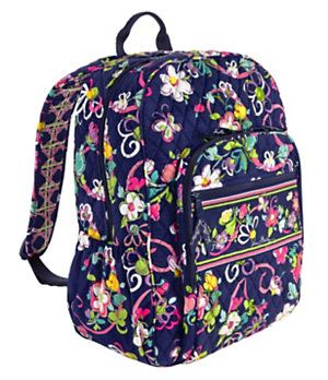 Vera Bradley Campus Backpack | Dillard's Mobile