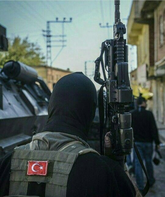 Turkish Special Operation Polices..