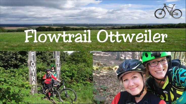 Flowtrail #Ottweiler 2016 MTB #Tour I Mtbike The World  #Ottweiler #Saar Flowtrail #Ottweiler im #Saarland beii perfektem Wetter. Der Flowtrail hat eine rote, blaue und schwarze Line. Die schwarze Line hatte ziemlich grosse Jumps und einen Wallride, daher sind wir nur die blaue und rote gefahren. Obwohl wir unsere Handschuhe vergessen haben, hatten wir mit unseren Mountainbikes jede Menge http://saar.city/?p=29114