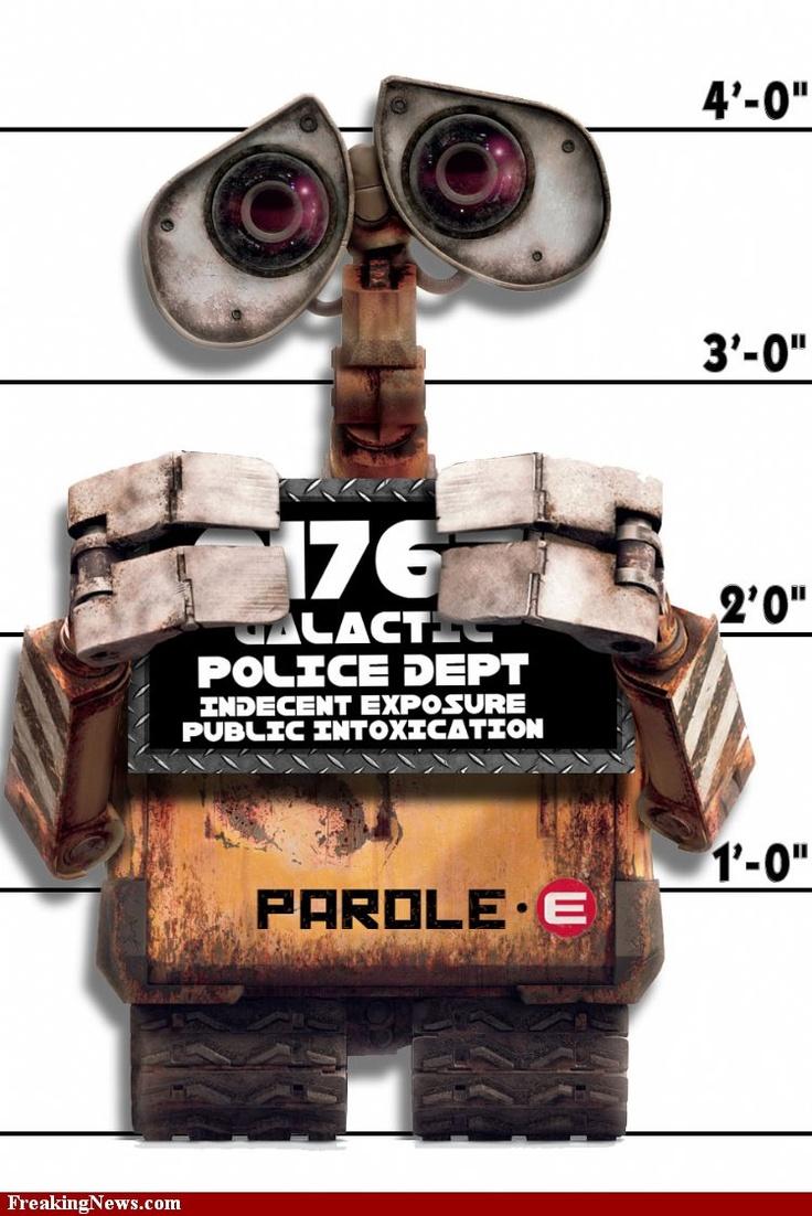 ohhh Wall-E!