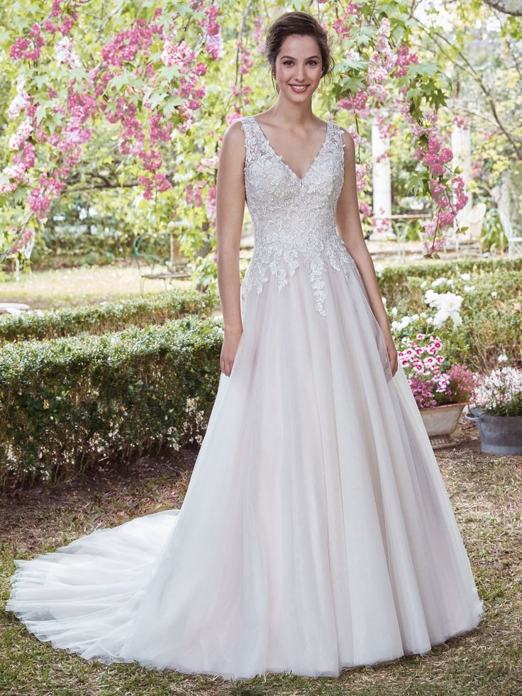 GLADYS by Rebecca Ingram Wedding Dresses