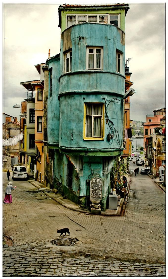 quirky in Istanbul...