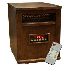 This is one of the Best Infrared Heaters for 2014 with Glowing Customer Reviews across the Internet!  Check out some other great Infrared Heaters at my Best Infrared Heater Top 5 List!