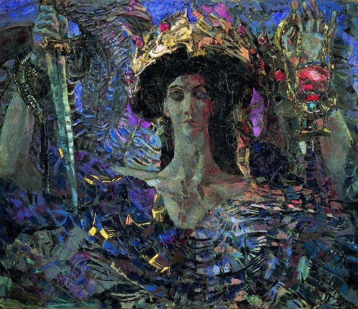 The Six-Winged Seraph 1904
