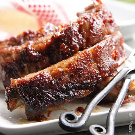 '70s Best Oven-Barbecued Ribs