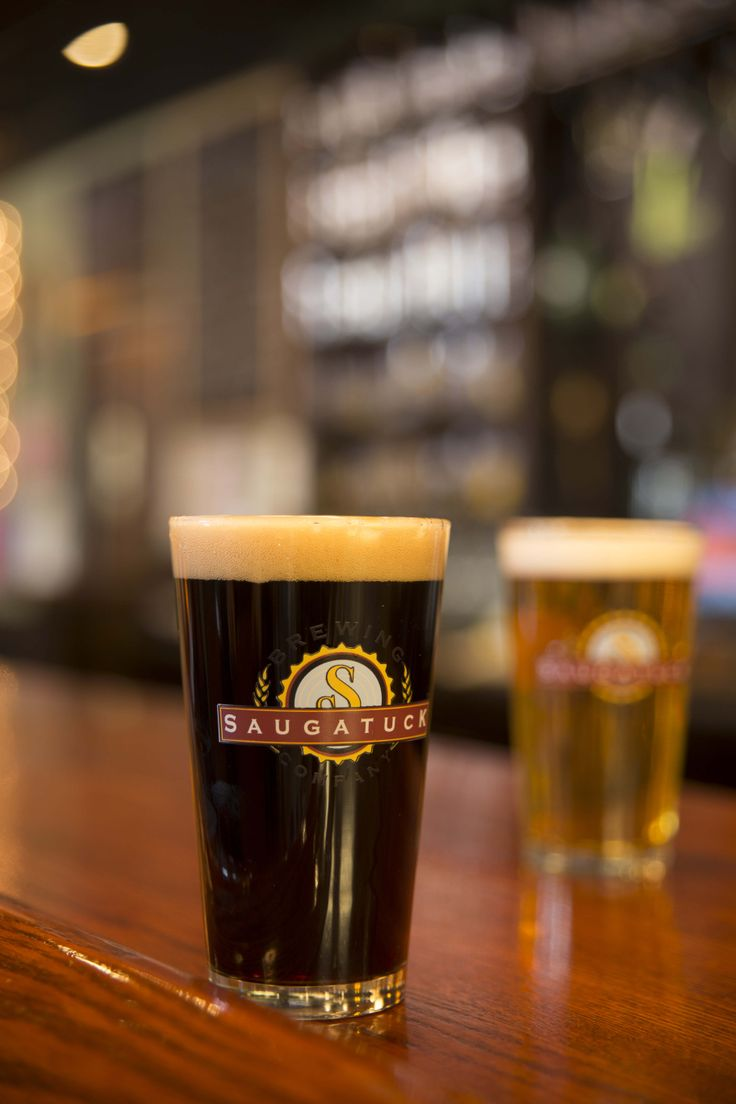 Saugatuck Brewery Tours every Saturday at 2pm & 3:30pm, $7.50 per person
