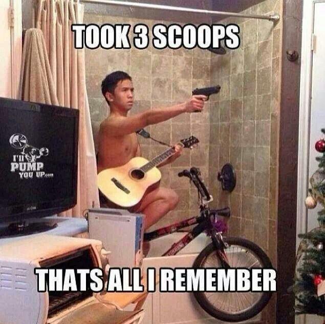 Gym humor...pre-workouts