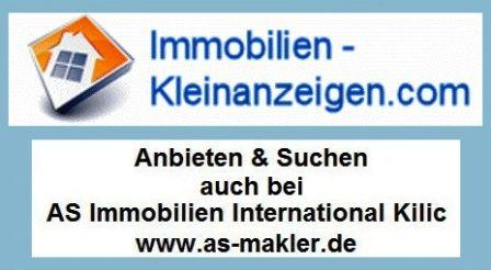 bei immobilien-kleinanzeigen., Immobilien Anbieten & Suchen., AS Immobilien International Kilic. http://www.immobilien-kleinanzeigen.com