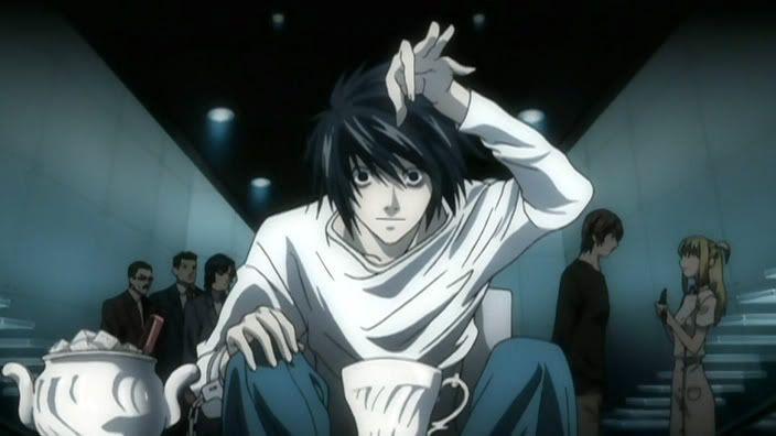 Ryuzaki / Lawliet / L | Death Note | Pinterest | Death ...