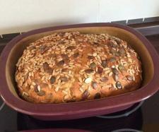 Rezept Vollkornbrot à la Lafer von Julia.Ohrmann - Rezept der Kategorie Brot & Brötchen