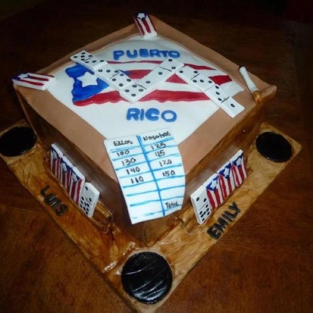 Dominos Table Cake Mesas De Domino Pinterest Cakes