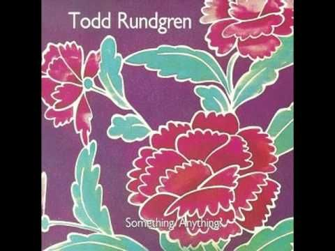 Todd Rundgren - I Saw the Light..another great song of Todd's - from my favorite album of his. Saw him a couple of time in concert ...I always have loved his music..