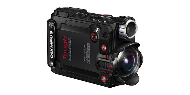Olympus TG-Tracker appareil photo compact
