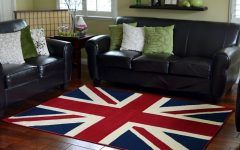 British Flag Area Rug
