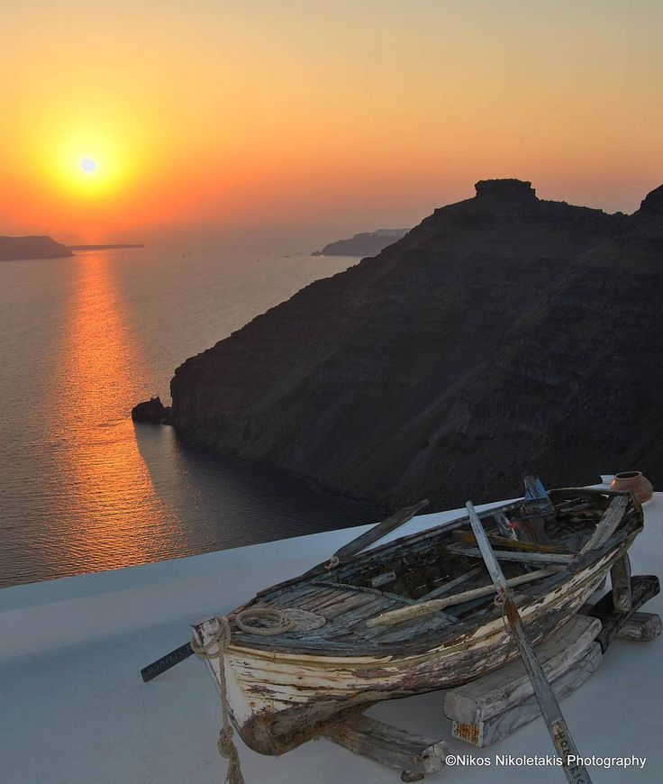 Memories from Santorini. Happy evening!