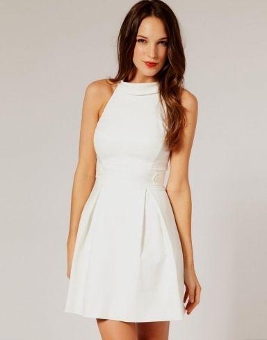 Les 25 meilleures idées de la catégorie White dresses for teens ...