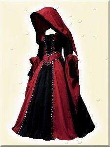 medieval women clothes - Buscar con Google