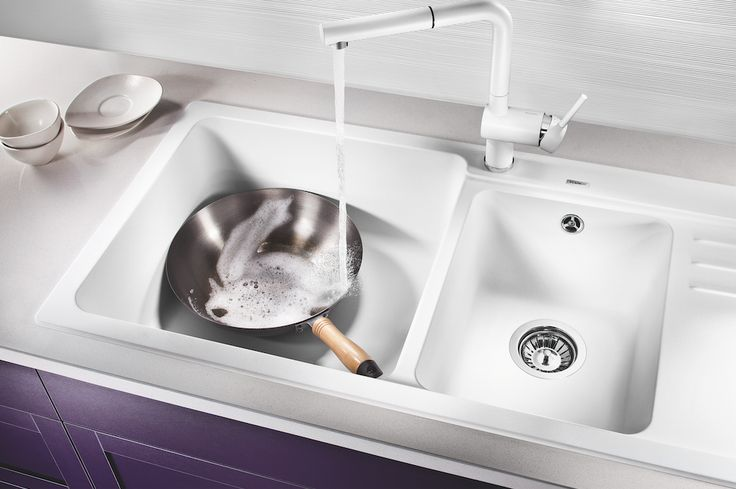The Silgranit Naya8sw Sink New Home Sink Home Decor