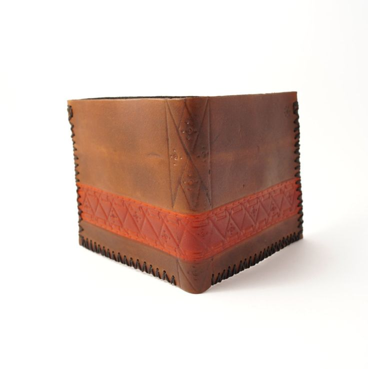 Genuine Leather Leather Wallet, Engraved Leather Wallet by AnatolianBliss on Etsy