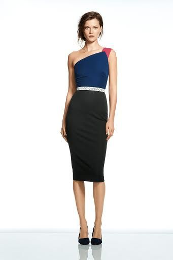 Designer Dresses for Less - Roland Mouret To Collaborate With Banana Republic