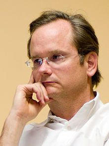 Lawrence Lessig - Wikipedia, the free encyclopedia