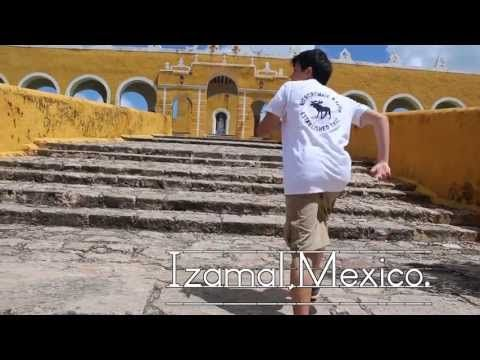 "Chapter 5: Show Itzmal to your students in a very non-traditional way! This is a video that a high schooler made of his trip to Itzmal in which he is shown doing Parkour/Freerunning throughout the city. Parkour is a new ""sport"" gaining popularity in the US."