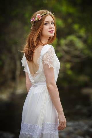 Casamento: o make de Maria Isis em Império (Divulgação/TV Globo)