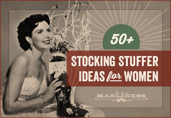 AoM's 2016 Gift Guide: 50+ Stocking Stuffers For Women
