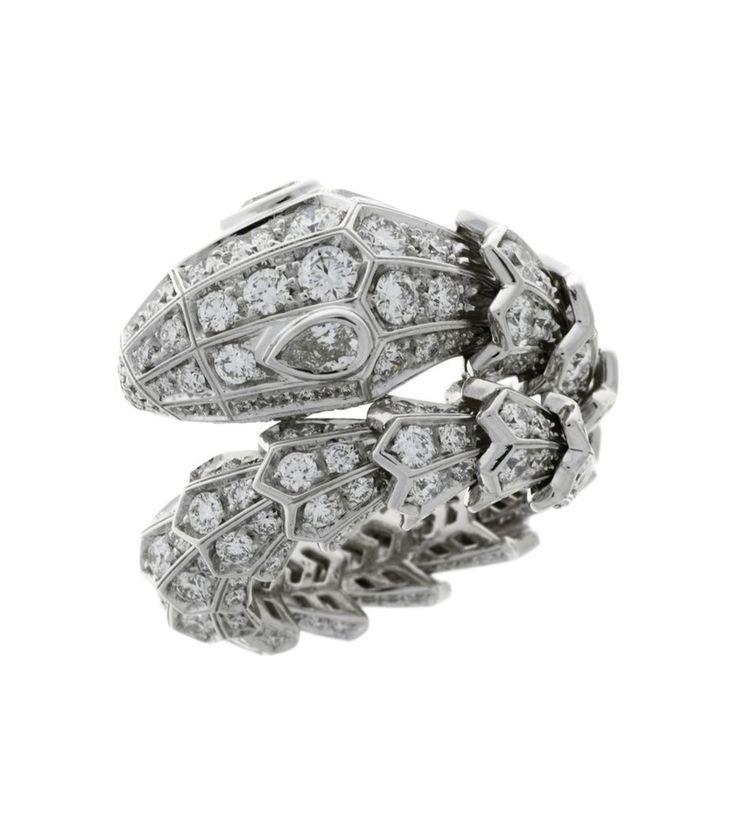 Francesco Demaria 18kt white gold and diamond flower ring - Metallic c6IxdNHbu