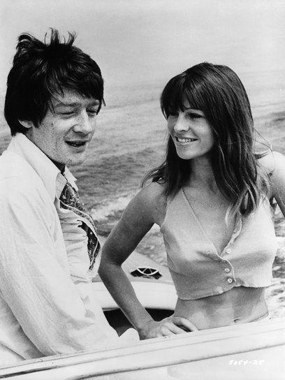 ジュリー・クリスティ&ジョン・ハート(Julie Christie & John Hurt)