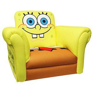 Nickelodeon Spongebob Squarepants Deluxe Rocking Chair