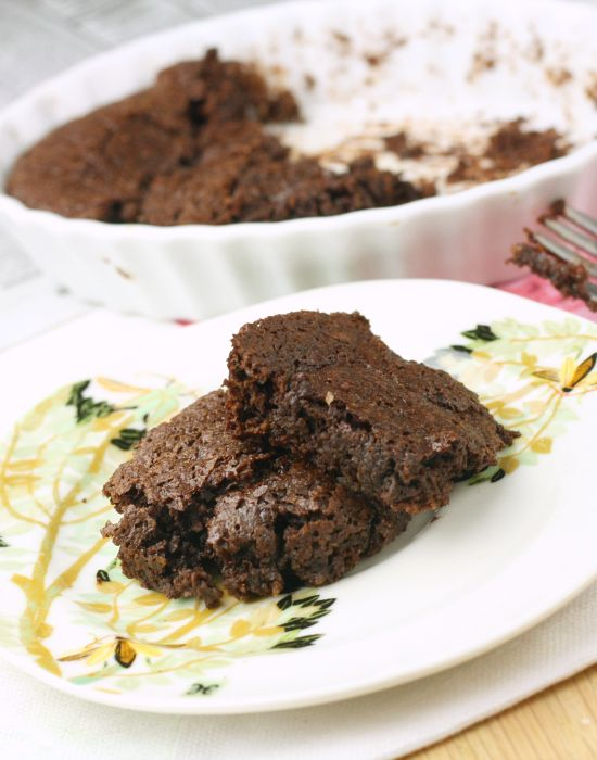 Single Serving Brownies