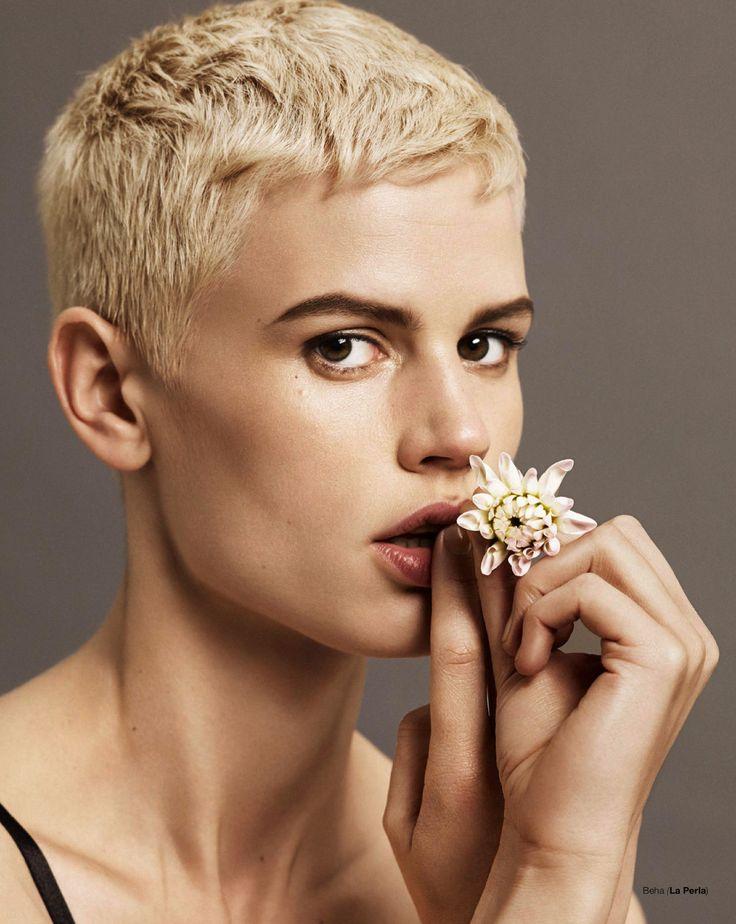 visual optimism; fashion editorials, shows, campaigns & more!: oh la la...: saskia de brauw by alique for marie claire netherlands december ...