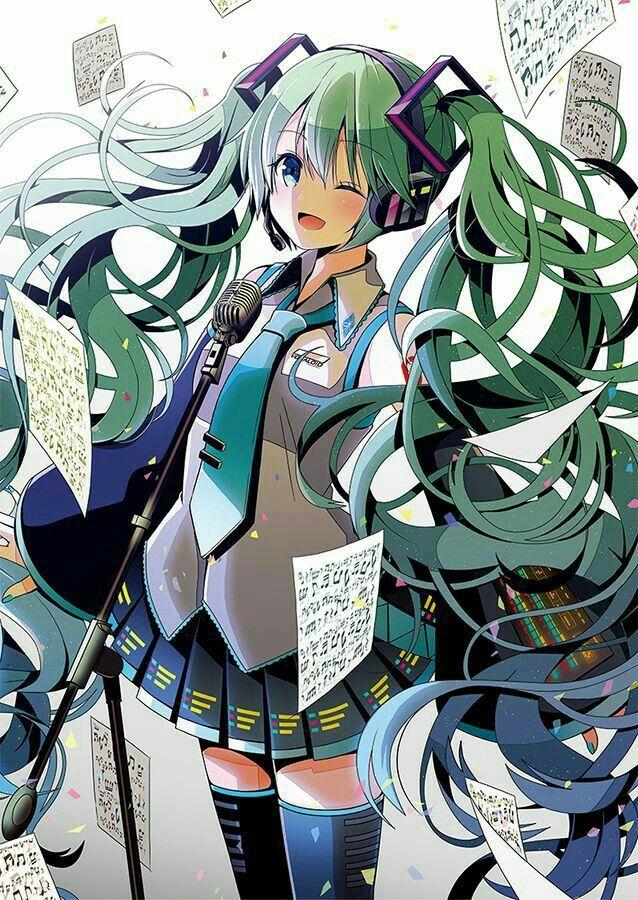Ghim của Băng Băng 🍁 trên //Hatsune Miku// (Có hình ảnh