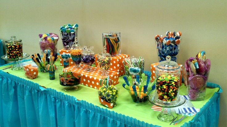 Retirement Party Candy Buffet Work Parties Retirement