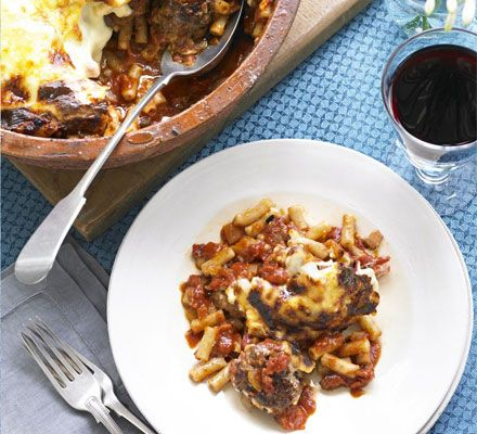 This big dish is guaranteed to be a crowd-pleaser - you can never make too much of this kind of food