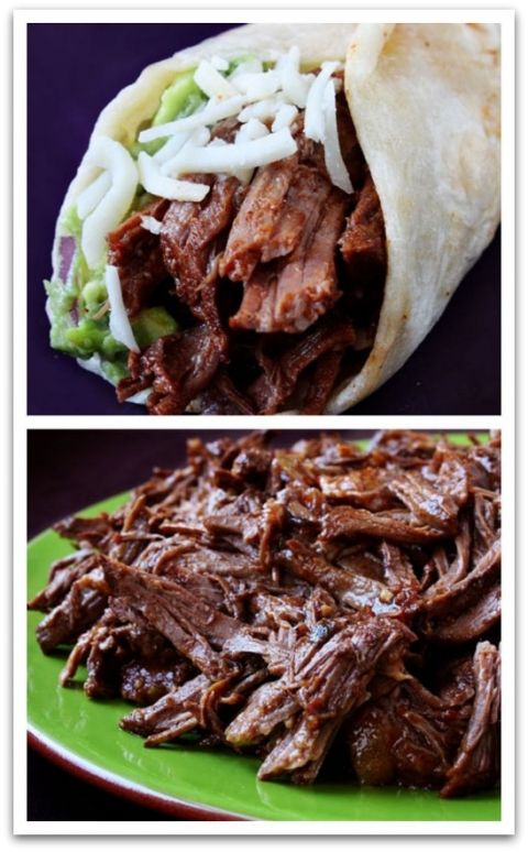 Quick & Easy Family Dinners | Shredded beef tacos, Tacos and Girls
