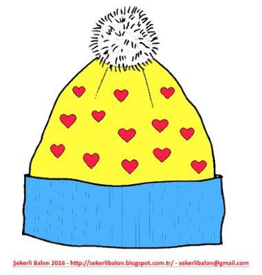Kız Yaz şapka Boyama Sayfaları çizgi Film Stok Foto Efengai
