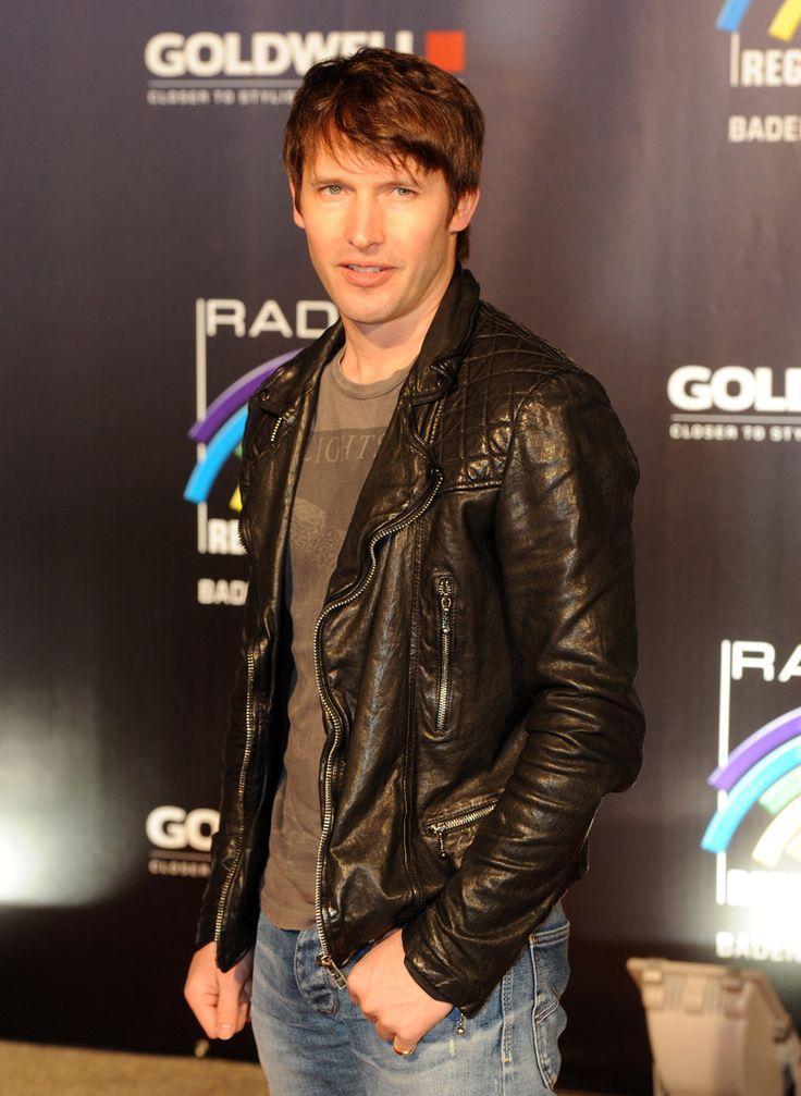 James Blunt - Radio Regenbogen Award 2011