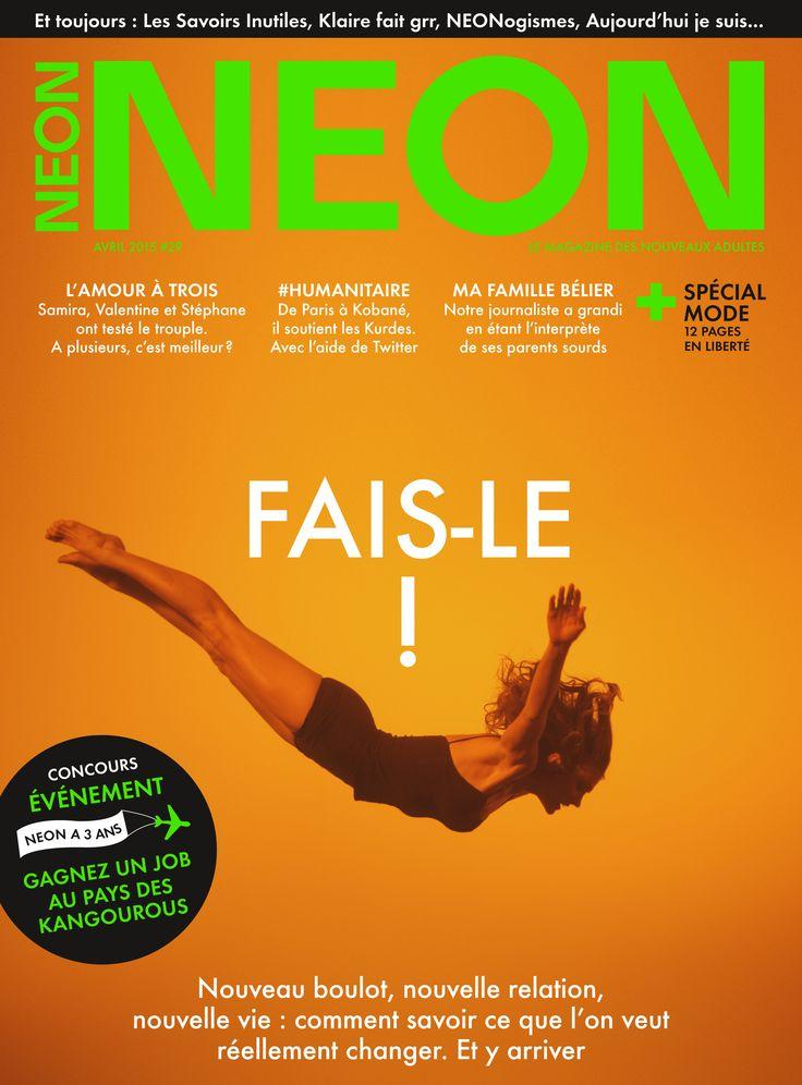 Magazine NEON n°29 - avril 2015