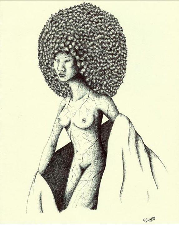 lady of bushes, part 2