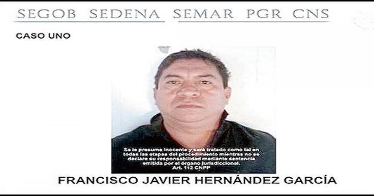 El comisionado Nacional de Seguridad, Renato Sales Heredia, dio a conocer que las Fuerzas Federales en conjunto con el Ejército Mexicano realizaron la captura de Francisco Javier Hernández (¡tranquilos no es 'El Chicharito'!) Garcia, de 47 años, esto en Guasave, Sinaloa, de quien es el presunto líder del cártel de los Beltran Leyva.