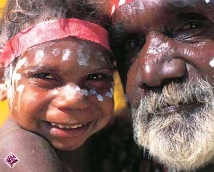 Aboriginal people in the Kimberley region are multi-lingual but share religious and other beliefs across the region. | © Argyle Diamonds.