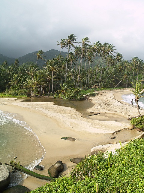 PARQUE TAYRONA by COLOMBIA II, via Flickr