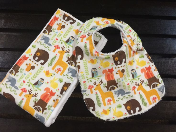 493 Best Baby Bibs And Burp Cloths Images On Pinterest