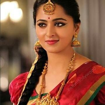 Meet the beautiful Anushka Shetty who played 'Devasena' in Baahubali. Her role in The Conclusion was top notch! @InstantBollywood ❤️❤️❤️