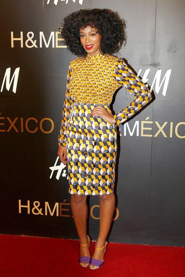 Solange Knowles  33 looks élégants et originaux