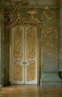 Rococo Door