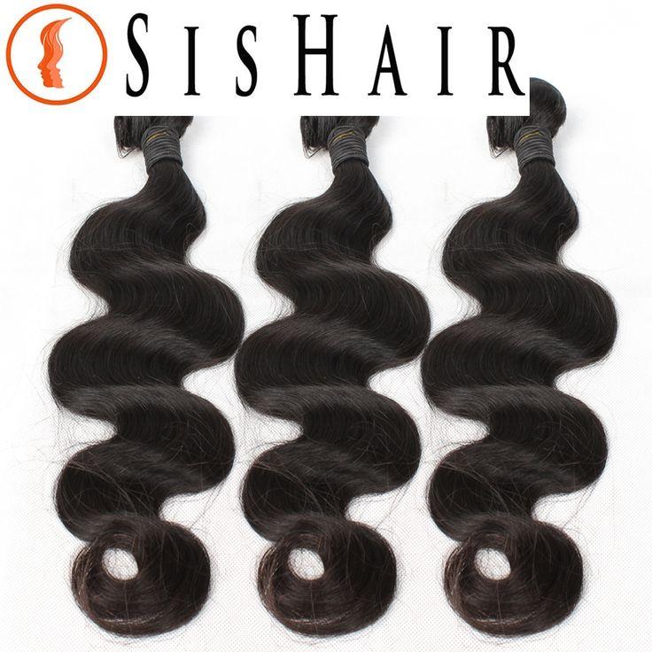 virgin hair straight hair weave